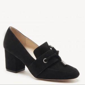 NWOT | Sole Society | Matador Block Heel Loafer